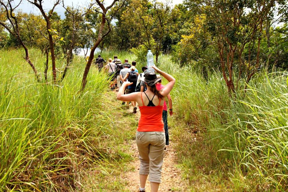 Trekking To Uganda